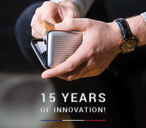 15 years of innovation !