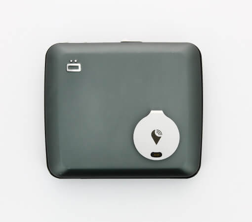 The TrackR option