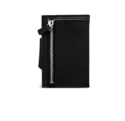 Card case, wallet CASCADE ZIPPER WALLET (credit card size)