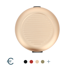 Purse EURO COIN DISPENSER (for 20€ in coins)