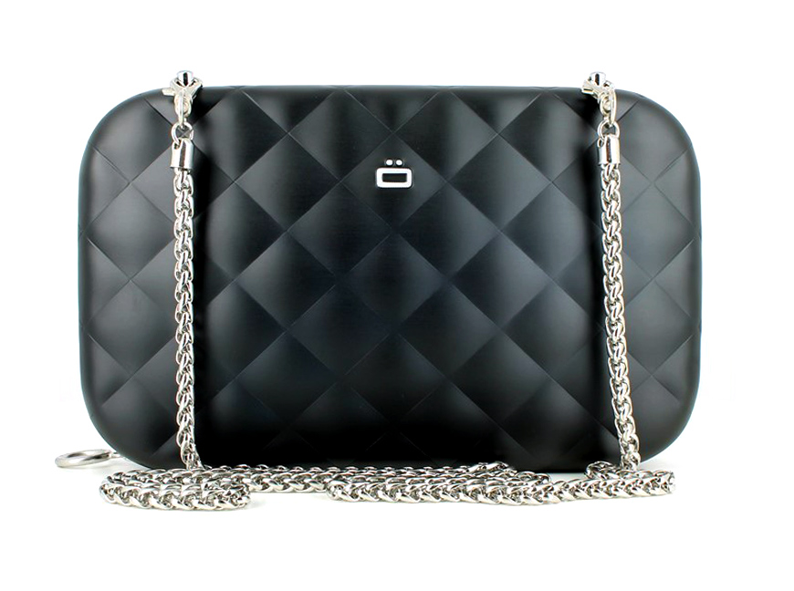 Minaudière Quilted Lady Bag / Noir
