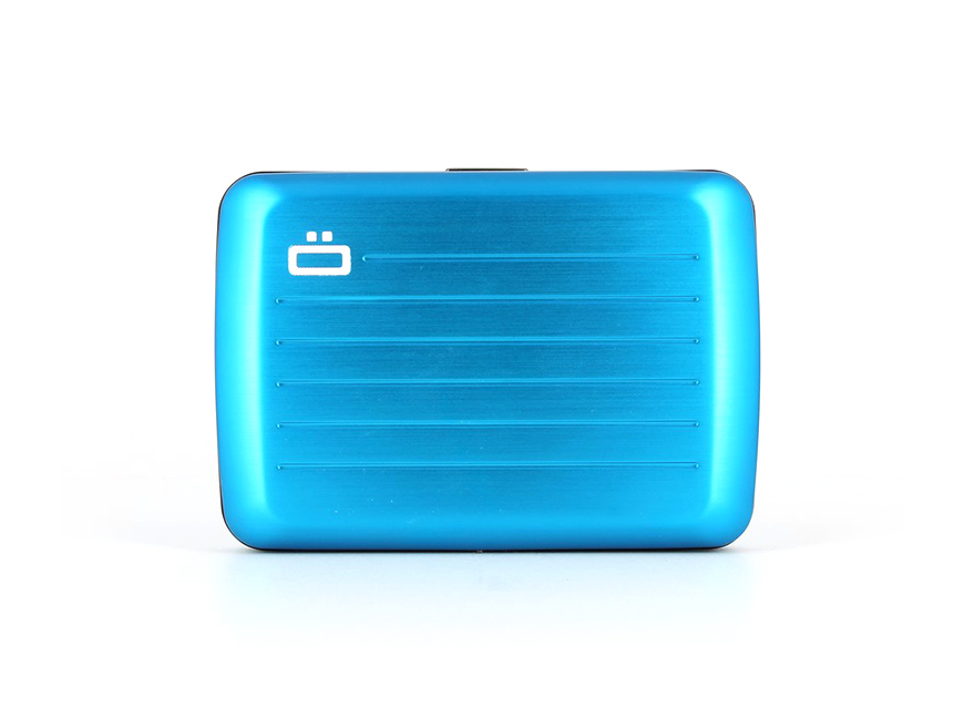 Stockholm V2 Card Case / Blue