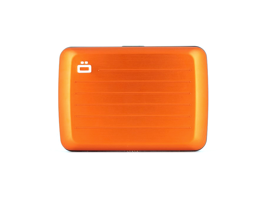 Stockholm V2 Card Case / Orange