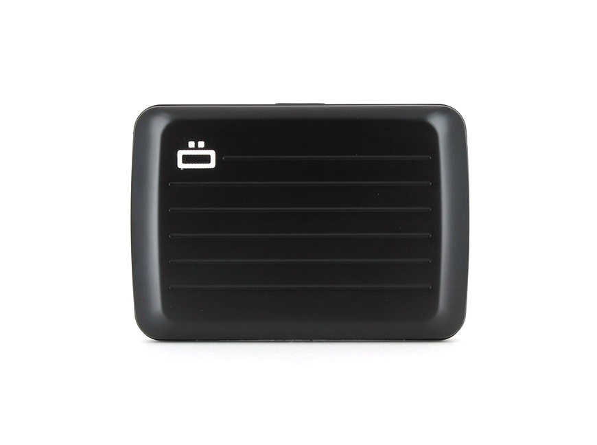 Stockholm V2 Card Case / Black