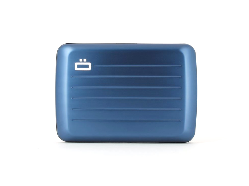 Stockholm V2 Card Case / Navy Blue