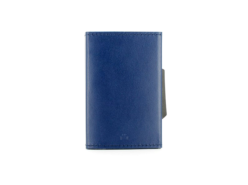 Cascade Wallet / Navy-Blue