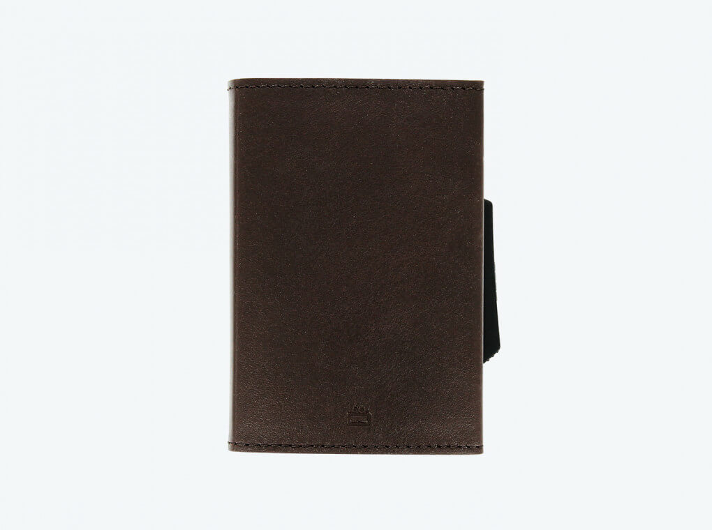 Cascade Wallet / Dark Brown
