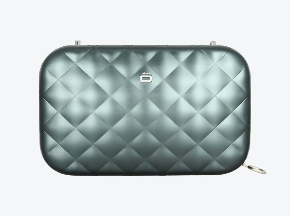 Quilted Lady Bag / Platinium