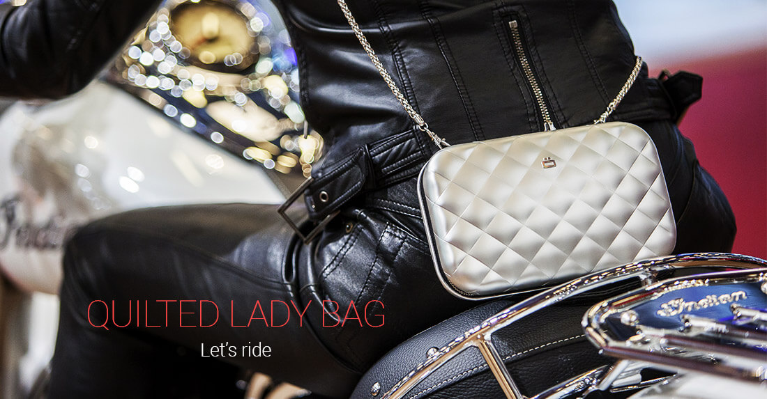 Ögon Designs - Clutch <br/><strong>QUILTED LADY BAG</strong>