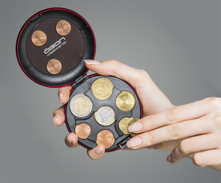 Coin Dispenser for Euro